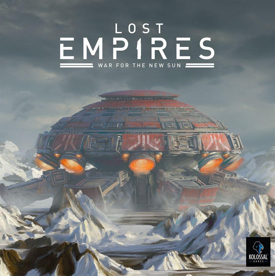 Lost Empires - par Kolossal Games