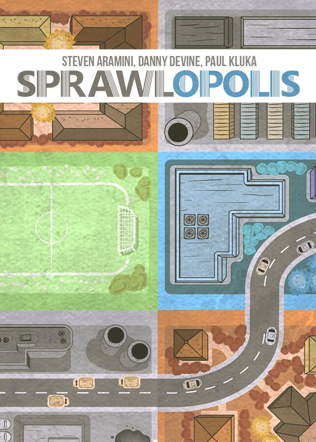 Sprawlopolis - par Button Shy