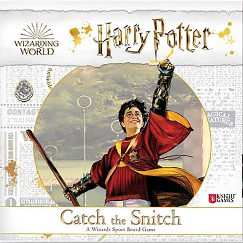 Harry Potter Catch the Snitch - par Knight Games