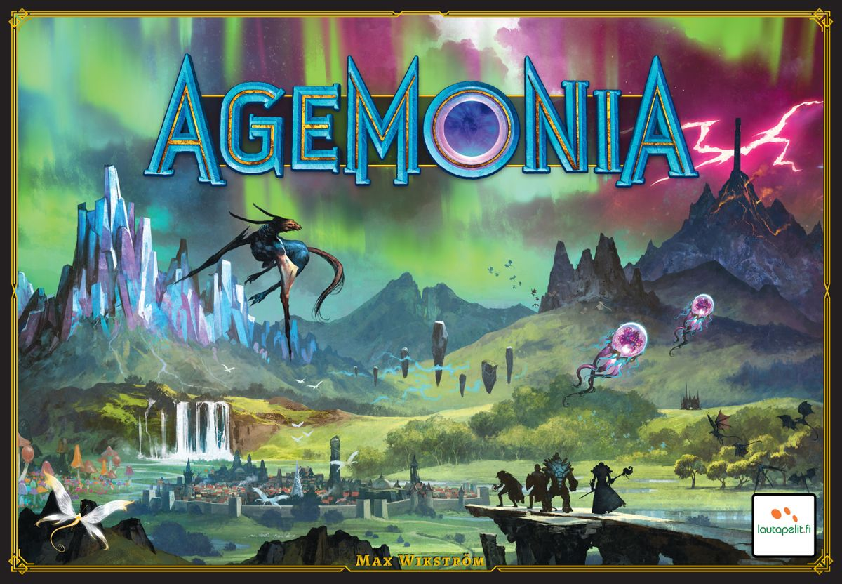 Agemonia - par Lautapelit