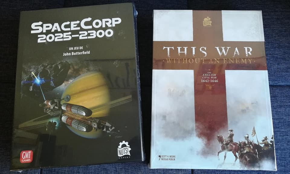 Photo Spacecorp et TWWE