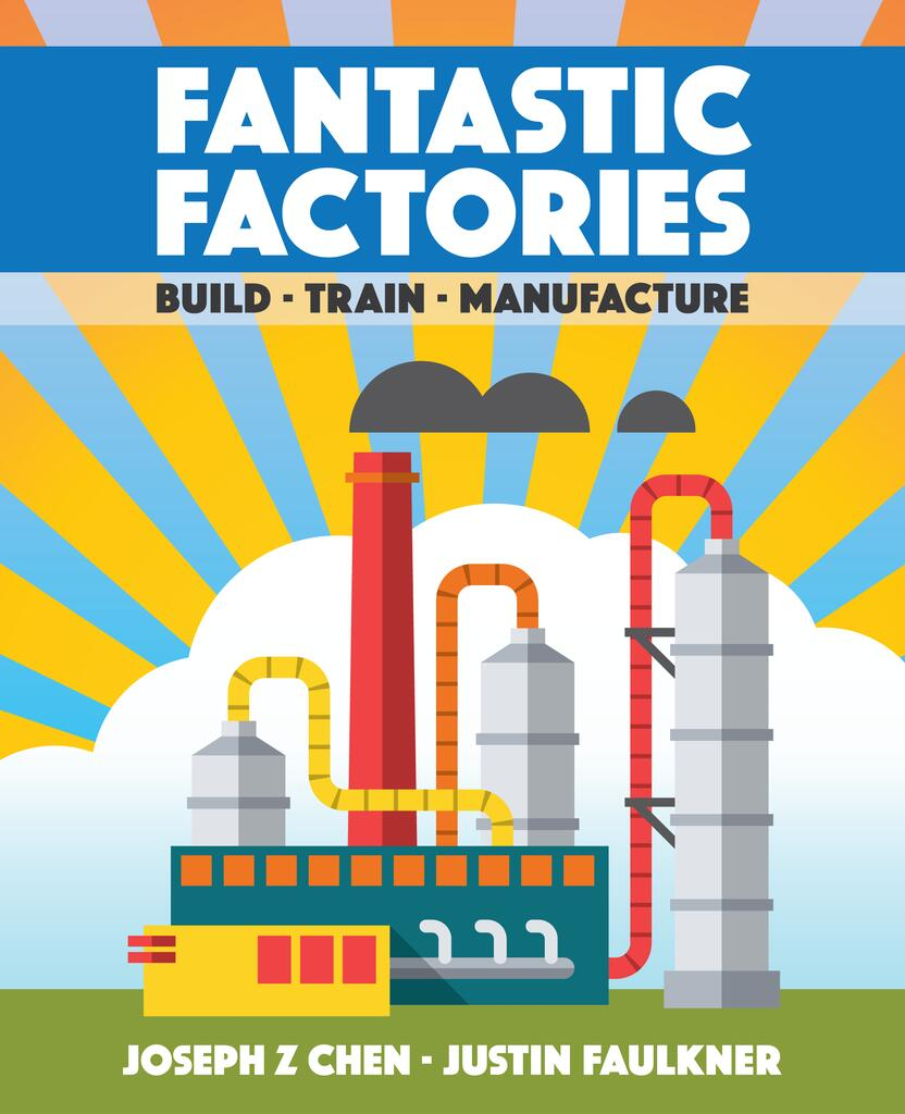 Fantastic Factories - par Metafactory Games