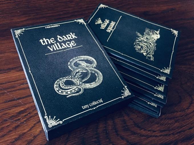 the-dark-village-matériel