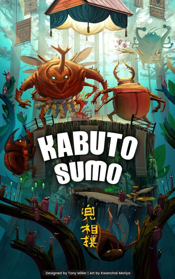 Kabuto Sumo - par BoardGameTables