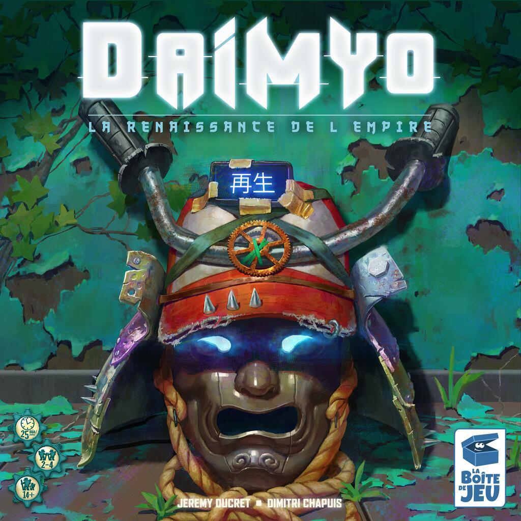 Daimyo par La boite de jeu