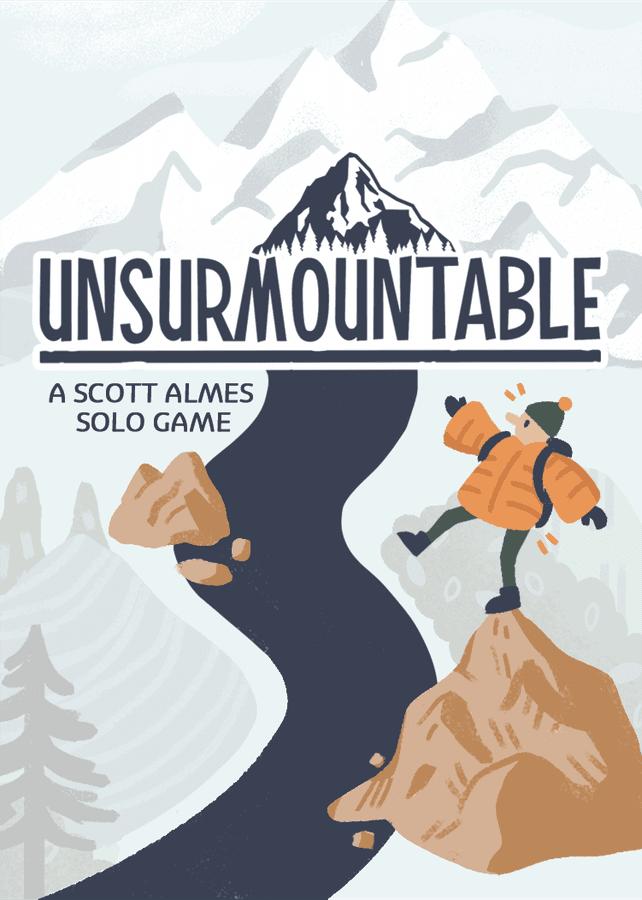 Unsurmountable - par Button Shy Games